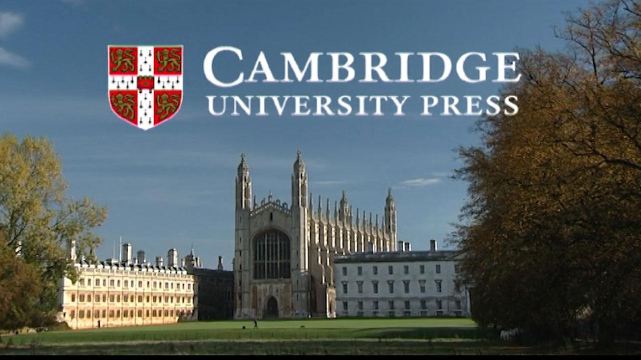 انتشارات دانشگاه کمبریج